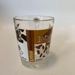 Cana pentru cafea Coffee din sticla