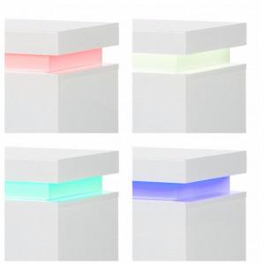 Comoda Emblaze cu lumini LED