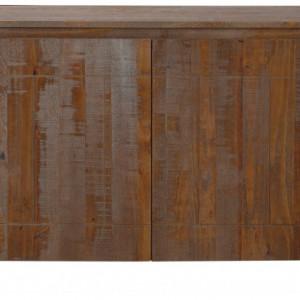 Comoda Lagos - lemn - maro antichizat