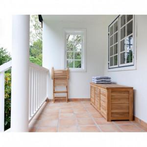 Comodă pentru terasă din lemn
