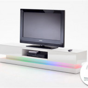 Comoda TV Brook cu sistem de lumini RGB