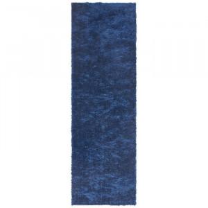 Covor Bradon, Albastru, 80 x 250 cm