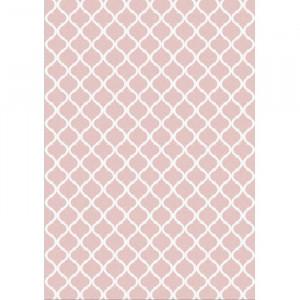 Covor Clymer, roz, 120 x 170 cm