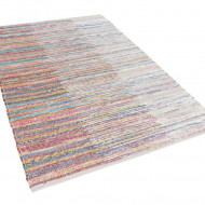 Covor de bumbac Mersin, multicolor, 160 x 230 cm