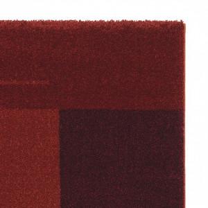 Covor din fibre sintetice Samoa II, rosu 120 x 180 cm