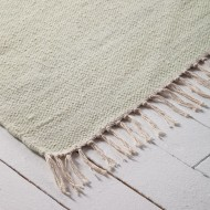 Covor din lana FIL,170 x 240 cm, verde menta