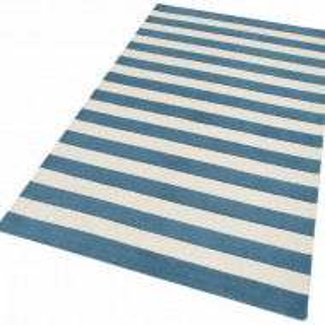 Covor Franka by Theko Exclusiv, albastru, 160 x 230 cm