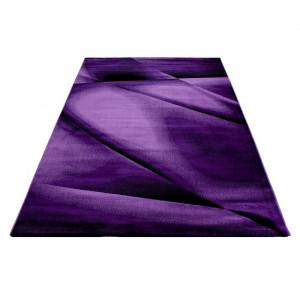 Covor interior/exterior, polipropilena, violet, 120 x 170 cm