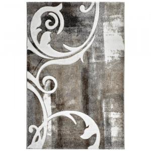 Covor Napolitano, taupe/alb, 200 x 290 cm