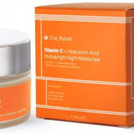 Crema dr. Eve_Ryouth New! Vitamin C + Hyaluronic Acid Hydrabright Night Moisturiser 50ml