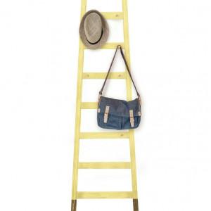 Cuier tip scara, galben, 170 x 46 x 4 cm
