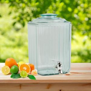 Dozator din sticla acrilica 7.5 litri