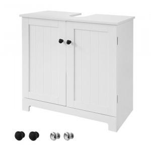 Dulap pentru chiuveta Joice, alb, 60 x 60 x 29 cm