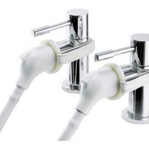 Dus pentru robinet dublu
