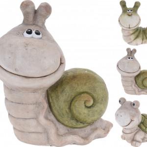 Figurina Karll din teracota, modele diferite