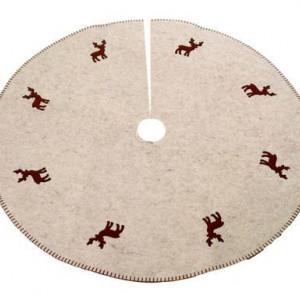 Husa pentru baza bradului Reindeer, d 100 cm