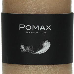 Lumânare parfumată Arda, sampanie, 5 x 8 cm