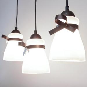 Lustră Susex cu 3 lumini, L 58 cm