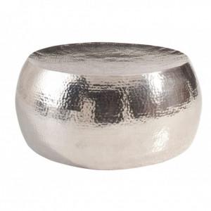 Masuta de cafea Georg - aluminiu - 83 cm