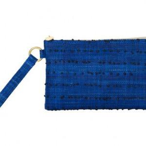 Portofel June albastru