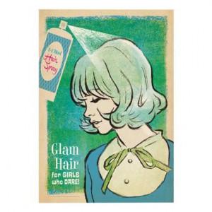 Poster Hairspray, 21x30 cm