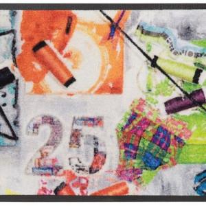 Pres de intrare Akai by Bruno Banani, 40 x 60 cm, multicolor