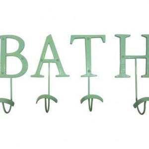Set de 4 cuiere Bath