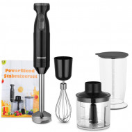 Set de blender 4 in 1 manual Symple Stuff, 805 W