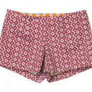 Shorts Daisy bordeaux by Lisa Corti, marimea M
