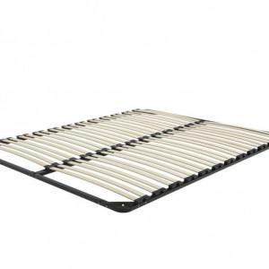 Somiera metalica Basic cu lamele, 160 x 200cm
