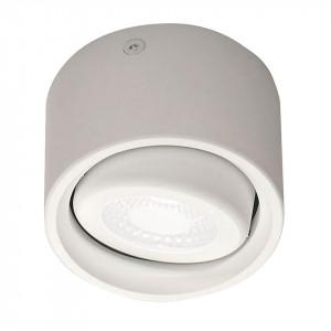 Spot LED Anzio aluminiu, alb, 1 bec, 230 V, 540 lm