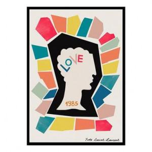 Tablou Love 1985, 50x70 cm