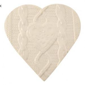 Umidificator in forma de inima Tricot