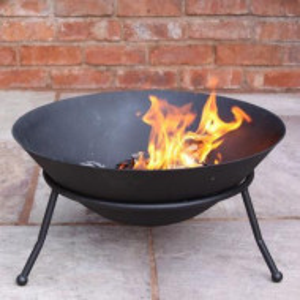 Vatra pentru foc din fier forjat