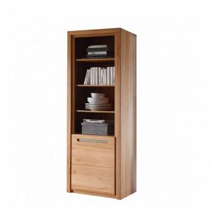 Biblioteca Zoe din lemn masiv de fag