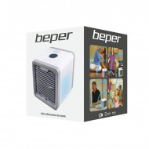Aparat de aer conditionat Beeper, portabil, USB, 19.5 x 17.5x 17.5 cm