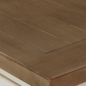 Comoda Seymour din lemn masiv, 80 x 74 cm
