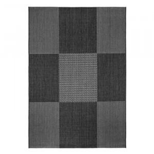 Covor Arizona, gri/negru, 160 x 230 cm