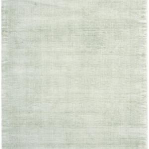 Covor din vascoza tesut manual Jane, 160 x 230 cm, gri verde
