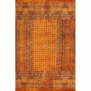 Covor Indian, teracota/rosu, 155 x 180 cm