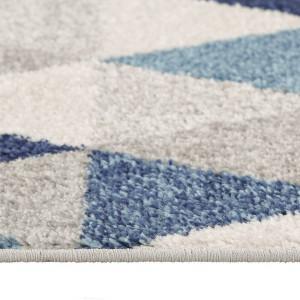 Covor Rivka, albastru/gri, 60 x 90 cm
