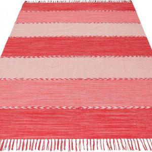 Covor tesut Collection GW, rosu 60 x 90 cm