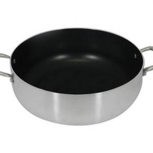 Cratita cu 2 manere pentru placa de inductie Cucinart, 32 cm