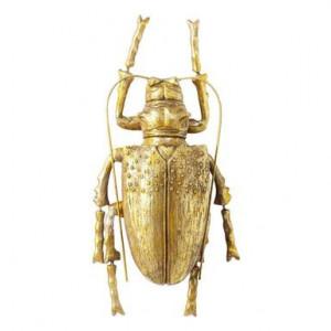 Decoratiune de perete Beetle 26 x 8 x 14.5 cm