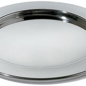Farfurie inox Alessi Mami SG62 diametru 23cm, otel inoxidabil 18/10