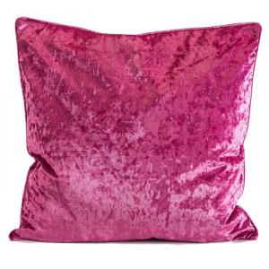 Față de pernă Chess, roz, 45 x 45 cm