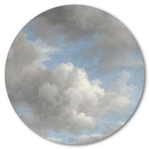 Fototapet Clouds I, 190 cm diametru