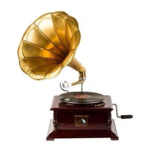 Gramafon decorativ Neidhart