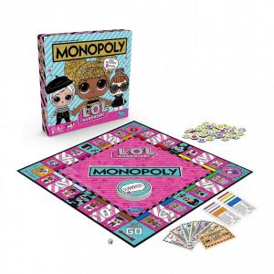 Joc Monopoly LOL Surprise, 8+ ani
