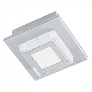 Lustra Masiano I, aluminiu / plastic, 1 bec